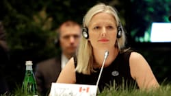 Catherine McKenna Throws Jab At Doug Ford Over Carbon