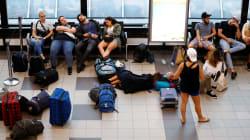 Ryanair cancela 396 vuelos este viernes por la huelga europea de pilotos, 82 de ellos en