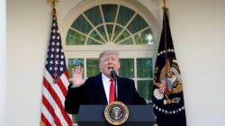 Trump anuncia una reapertura temporal del