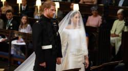 Le prince Harry et Meghan Markle se sont mariés, suivez en direct les