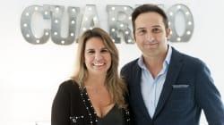Iker Jiménez y Carmen Porter viven una noche de terror en sus vacaciones en