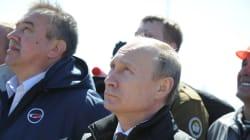 Poutine veut trouver de l'eau sur la Lune et aller sur Mars en