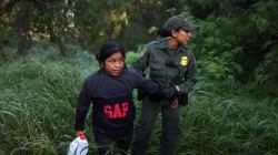 Gobierno de Trump duplica arrestos de familias migrantes