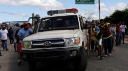 Violencia en Venezuela: dos muertos y múltiples heridos por disparo en la frontera con