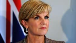 Julie Bishop Says North Korea Must Be Compelled To