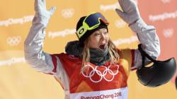 Chloe Kim Takes Gold For U.S. In Women's Snowboard