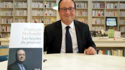 Un extrait du livre de François Hollande fait polémique en