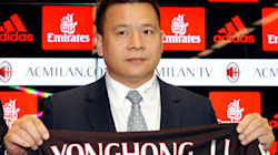 L'ex proprietario del Milan Yonghong Li indagato per falso in bilancio a