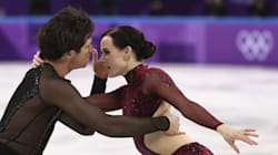 Ice Dance Duo Tessa Virtue And Scott Moir Actually Did