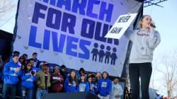 Ces célébrités qui appuient «March For Our