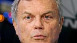 Démission de Martin Sorrel, directeur général de