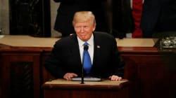 Donald Trump prononce péniblement «Obamacare» et Twitter