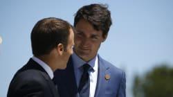 Macron, Trudeau et 5 autres dirigeants s'engagent à protéger la liberté