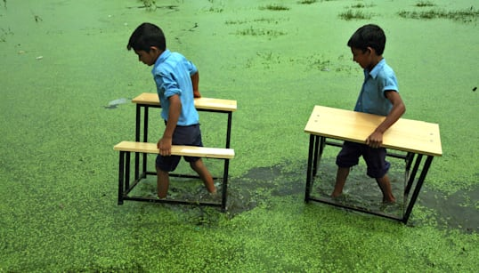 A Delhi School Is Running Separate Classes For Hindu and Muslim Students: