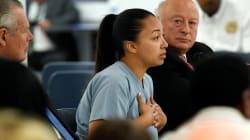 Le dieron cadena perpetua por matar a su violador; ahora, Cyntoia está