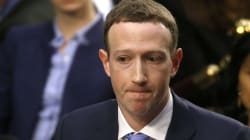 Zuckerberg pierde US$16,000 millones en caída récord de