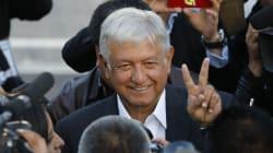 Lopez Obrador, le premier président mexicain de