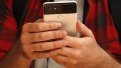 VIDEO: Pixel 2 de Google también 'le suelta la mordida' al