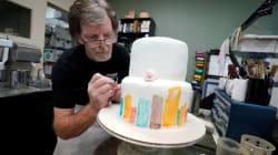 Pourquoi l'histoire de ce gâteau de mariage divise l'Amérique et se retrouve devant la Cour