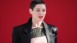 Rose McGowan Wishes Harvey Weinstein 'A Happy F**king