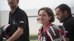 Ana Carrasco batte gli uomini in Superbike ed entra nella