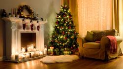 Avete sempre fatto l'albero di Natale in modo sbagliato (parola di interior