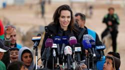 Un règlement du conflit en Syrie est urgent, dit Angelina Jolie en