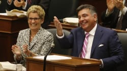 Ontario Liberals Break Pledge To Keep Balanced Budget As Election