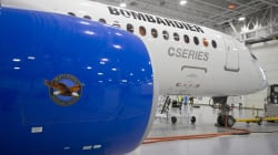Bombardier vend 12 avions CS300 à