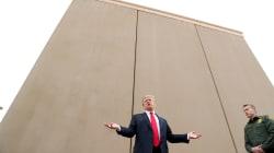 """A los estadounidenses no les importa el """"gran muro"""" de Trump, pero a sus seguidores"""