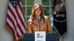 Trump Really Should Read Melania's Online Safety