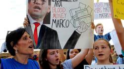 Tuerie de Floride: une manifestation pour dénoncer le culte des