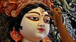 Woman Police Officer Performs Durga Puja Rituals For Dalits In Madhya Pradesh After Priest's