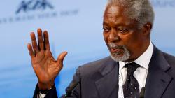 Kofi Annan è morto. L'ex segretario generale dell'Onu aveva 80