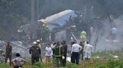Un avion s'écrase à La