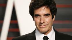 David Copperfield nuance le mouvement #MeToo... avant l'arrivée de nouvelles allégations contre