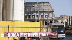 Per i lavori della metro C di Roma 25 a rischio processo, c'è anche