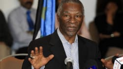 Thabo Mbeki Is Still SA's President (Well, According To This Government