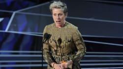 Suspect Arrested For Stealing Frances McDormand's Oscars