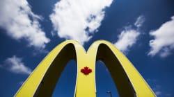 McDonald's Starts Serving Bagels Amid Tim Hortons Franchisee