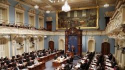 Femmes en politique: un comité parlementaire exclut l'adoption d'une