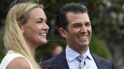 トランプ大統領の長男トランプ・ジュニア氏の妻が、協議離婚を申請