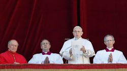 Benedizione Urbi et Orbi di papa Francesco: