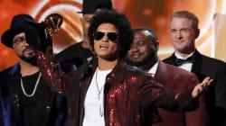 Bruno Mars domina i Grammy 2018 ma gli occhi sono tutti per le donne di