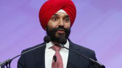 Un ministre canadien sikh contrôlé par des douaniers américains en raison de son