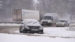 Riaperte le autostrade chiuse stamattina a causa della pioggia gelata. Stop treni zona Genova e Parma-La