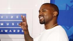 Kanye West enflamme Twitter avec un message