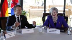 Macron reçoit May à Brégançon pour parler