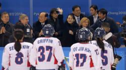 El equipo unificado de Corea pierde su primer partido (pero a nadie le importa el