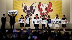 Tokyo dévoile ses mascottes pour les Jeux olympiques de